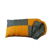 白羽絨400g信封型立體隔間保暖睡袋 SD-404