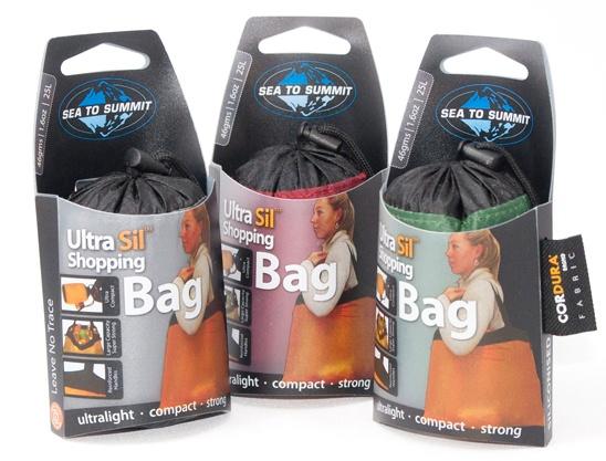 超輕量矽膠旅行購物袋 STSAUSBAG