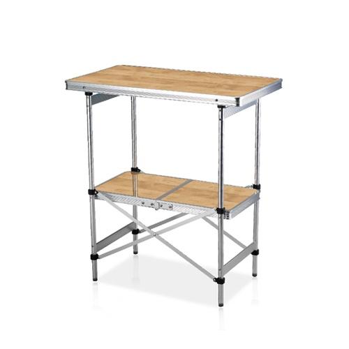 2F雙層摺收桌 KN8FN0106