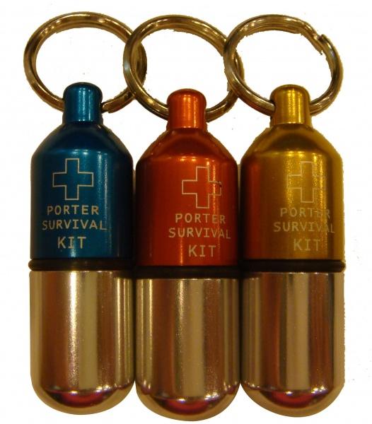 中型救命彈鑰匙圈 KC110