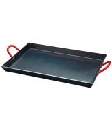 長形黑鐵煎盤 CM-9410J