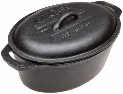 CA橢圓雙耳淺鍋-凸蓋10.5吋 10118