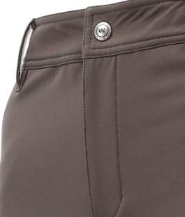 女彈性保暖長褲 0a12303