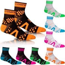 機能壓縮短襪-V2跑步標準款