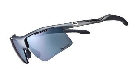 DART Smoke Silver Flash 太陽眼鏡 灰薄白水銀 B304B2-7