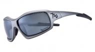 CROSS Smoke Sliver Flash 太陽眼鏡 灰薄白水銀 B320-3