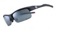 FLY Smoke Silver Flash 太陽眼鏡 灰薄白水銀 B321-4