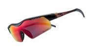 Hitman JR Smoke Red Ti 太陽眼鏡 灰紅色多層鍍膜 B325-1