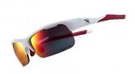 FLY Smoke RED TI 太陽眼鏡 灰紅色多層鍍膜 B321-9