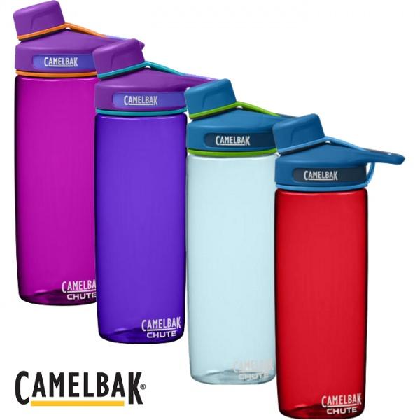 Chute™ 戶外運動水瓶 600 ml 多色 CB53647