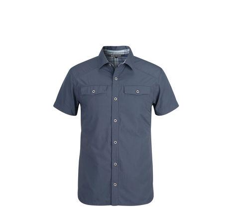 Technnician 男款短袖襯衫 425