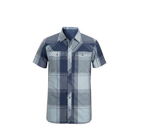 Technnician 男款短袖襯衫 914