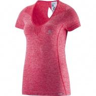 ELEVATE SEAMLESS TEE 女款彈性排汗T恤 370799