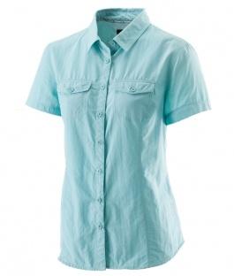 女排汗抗UV短袖襯衫 W1203