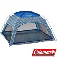 藍葉圖騰遮陽帳篷 CM-22107