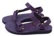 Teva 美國 女款戶外織帶涼鞋 紫 1008642 NSAD