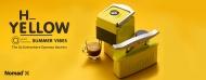 免插電行動義式咖啡機 黃色 (搭贈 Nomad Outdoor Box 旅行用外出木箱)