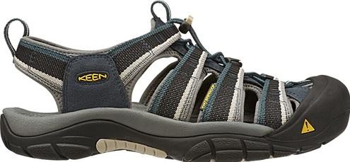 男款防撞護指涼鞋 1014187