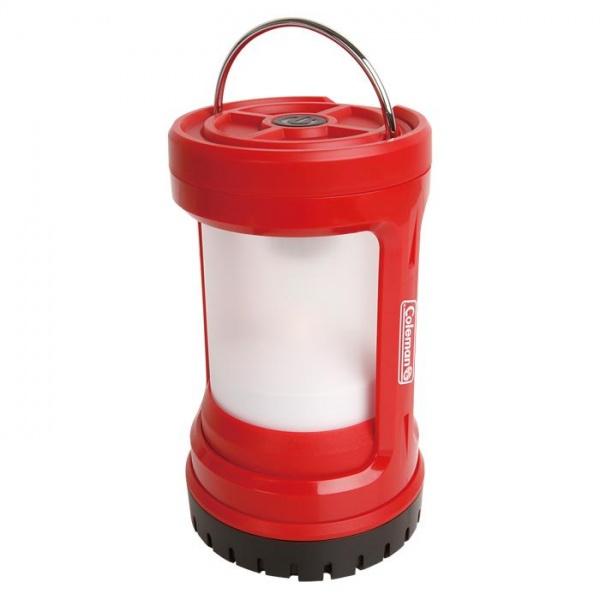 COLEMAN 美國 BATTERYLOCK PUSH 營燈/紅 CM-27296