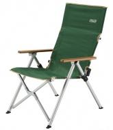 COLEMAN CM-26745-綠色 LAY躺椅 三段可調椅背