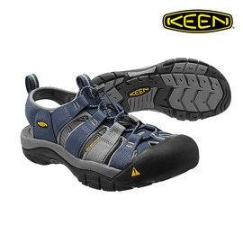 男款運動涼鞋 1012206 灰/藍