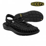 KEEN 美國 男款編織涼鞋 1014097 黑