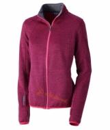 32605 女麻花輕量保暖外套
