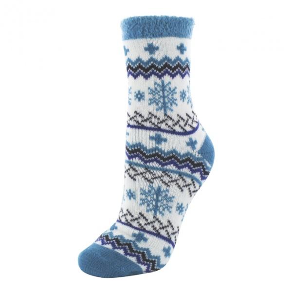 美國YAKTRAX厚絨刷毛保暖襪 雪花黑 /聖誕紅/雪花藍/丁香紫/冰原藍YA105057 YA105071 YA105101 YA105095 YA105088