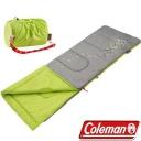COLEMAN 美國 萊姆綠-夜光型兒童睡袋 CM-22259
