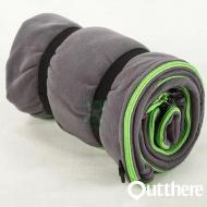 Outthere好野 好毯/柔絨睡袋 好窩睡袋 睡袋內裡 可拼接 AS00203