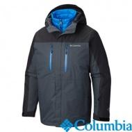 Columbia 美國 男兩件式防水羽絨外套 72160-BY