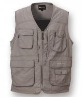 中性透氣UV多口袋背心 W1702