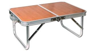 Camping Ace 迷你小鋁桌 迷你休閒桌 摺疊桌 露營桌 野餐桌 置物架 置物桌 茶几 野炊 烤肉 ARC-763