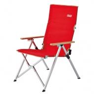 Coleman  CM-26744-紅色 美國 LAY躺椅 休閒椅露營椅摺疊椅