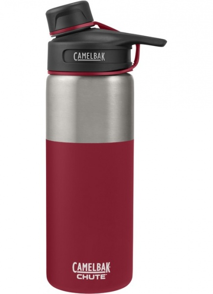 CAMELBAK 戶外運動保冰/溫水瓶-600ml磚紅-CB53866
