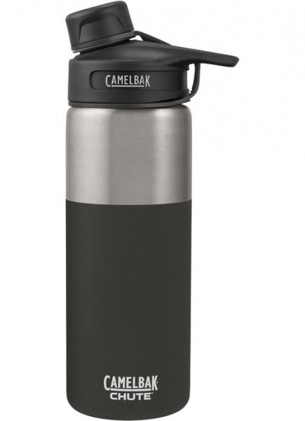 CAMELBAK 戶外運動保冰/溫水瓶-600ml濃黑-CB53863