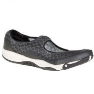 MERRELL 女都會休閒健走鞋(黑色) ML55230