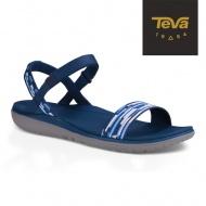 TEVA 美國 Terra Float Nova 女休閒涼鞋(藍白) 1009808TBMT