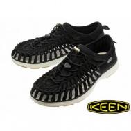 KEEN UNEEK O2 男編織涼鞋 (黑)1017050