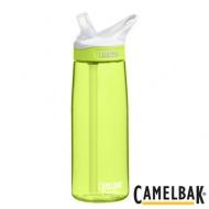 CAMELBAK 美國 多水吸管水瓶-750ml 萊姆綠 CB1271302075