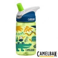 CAMELBAK 美國 兒童吸管運動水瓶 歡樂叢林 400ml CB1274302040