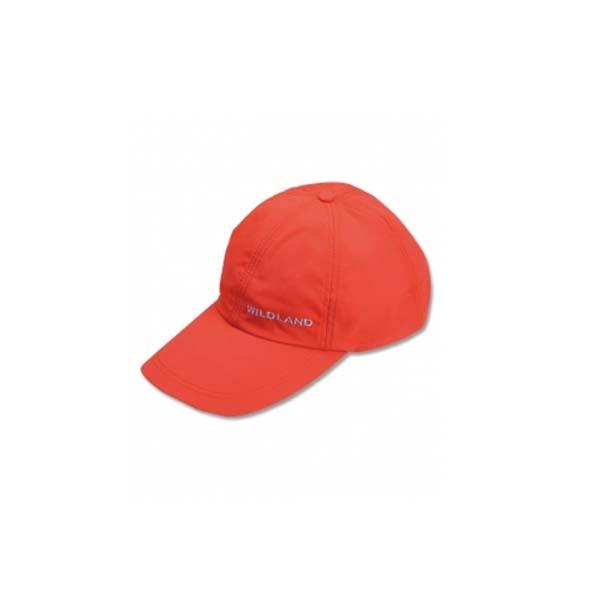荒野 W1013 -76中性抗UV透氣棒球帽 -亮橘色