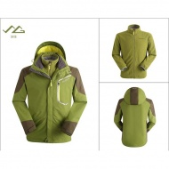SUMMIT BS032五合一衝鋒衣 深綠