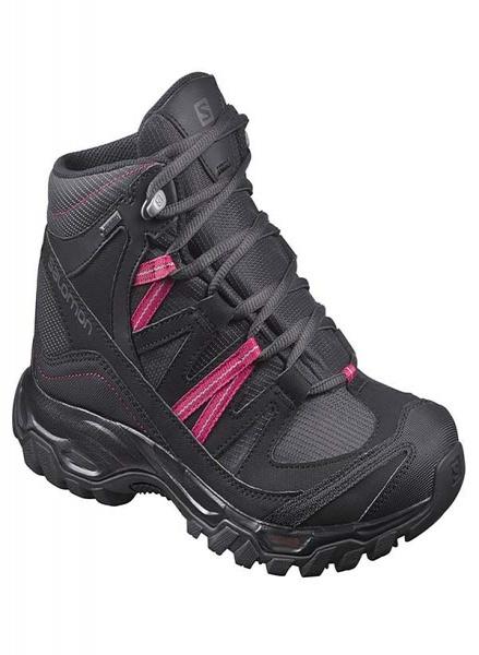 Salomon 399675 SHINDO MID GTX W女款中筒登山鞋
