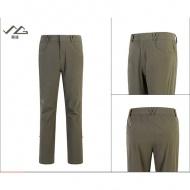 SUMMIT BG833 男款 超輕彈力速乾褲-軍綠