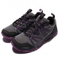 MERRELL ML37314 女健行運動鞋-灰紫