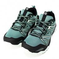 MERRELL ML36864 女健行運動鞋-綠色