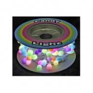 CANDY LIGHT MB01 10米彩色燈串-馬卡龍