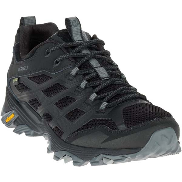 MERRELL 36909 男GTX低筒健野鞋-深黑