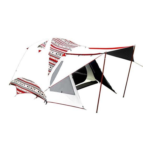 Outdoorbase 彩繪天空鋁合金六人帳270x270帳篷